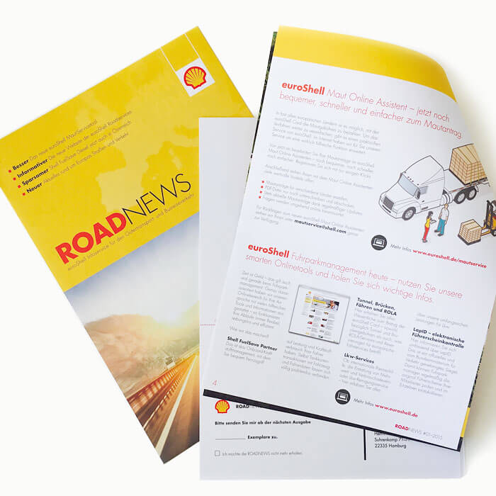 euroshell RoadNews
